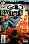 Cover for Marvel Knights 4 (Marvel, 2004 series) #12