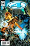 Cover for Marvel Knights 4 (Marvel, 2004 series) #18