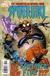 Cover for Spider-Girl (Marvel, 1998 series) #87