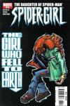 Cover for Spider-Girl (Marvel, 1998 series) #89
