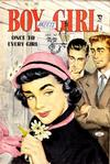 Cover for Boy Meets Girl (Lev Gleason, 1950 series) #13