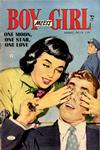 Cover for Boy Meets Girl (Lev Gleason, 1950 series) #14