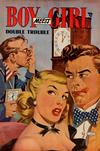 Cover for Boy Meets Girl (Lev Gleason, 1950 series) #15