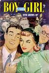 Cover for Boy Meets Girl (Lev Gleason, 1950 series) #16