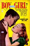 Cover for Boy Meets Girl (Lev Gleason, 1950 series) #19