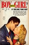Cover for Boy Meets Girl (Lev Gleason, 1950 series) #23