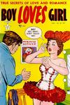 Cover for Boy Loves Girl (Lev Gleason, 1952 series) #29