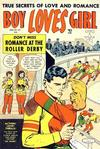 Cover for Boy Loves Girl (Lev Gleason, 1952 series) #30