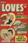 Cover for Boy Loves Girl (Lev Gleason, 1952 series) #31