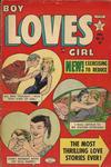 Cover for Boy Loves Girl (Lev Gleason, 1952 series) #31