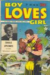 Cover for Boy Loves Girl (Lev Gleason, 1952 series) #48