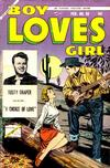 Cover for Boy Loves Girl (Lev Gleason, 1952 series) #50