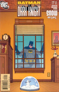 Cover Thumbnail for Batman: Legends of the Dark Knight (DC, 1992 series) #193