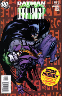 Cover Thumbnail for Batman: Legends of the Dark Knight (DC, 1992 series) #200