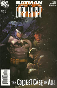 Cover Thumbnail for Batman: Legends of the Dark Knight (DC, 1992 series) #202