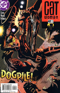 Cover Thumbnail for Catwoman (DC, 2002 series) #42 [Direct Sales]