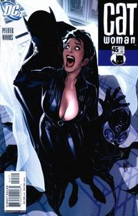 Cover Thumbnail for Catwoman (DC, 2002 series) #45 [Direct Sales]