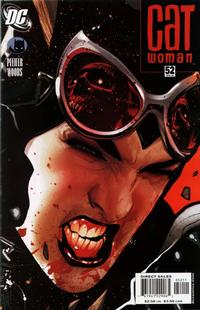 Cover Thumbnail for Catwoman (DC, 2002 series) #52