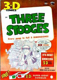 Cover Thumbnail for Three Stooges (St. John, 1953 series) #3