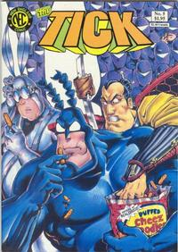 Cover Thumbnail for The Tick (New England Comics, 1988 series) #5