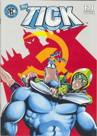 Cover Thumbnail for The Tick (New England Comics, 1988 series) #6