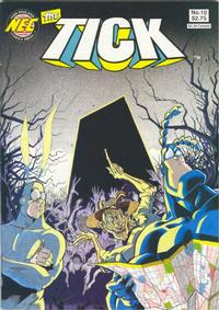 Cover for The Tick (New England Comics, 1988 series) #10