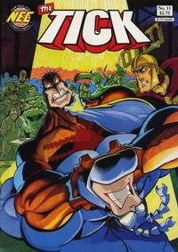 Cover Thumbnail for The Tick (New England Comics, 1988 series) #11