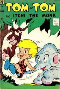 Cover Thumbnail for Tom-Tom (Magazine Enterprises, 1957 series) #3