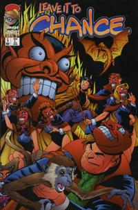 Cover Thumbnail for Leave It to Chance (Image, 1996 series) #5