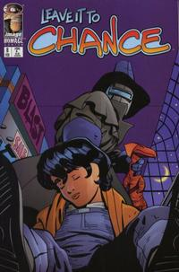 Cover Thumbnail for Leave It to Chance (Image, 1996 series) #8