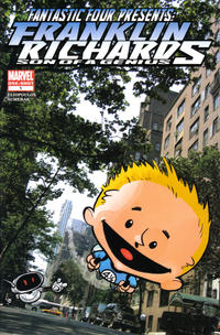 Cover Thumbnail for Fantastic Four Presents Franklin Richards (Marvel, 2005 series) #1