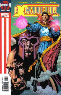 Cover Thumbnail for Excalibur (Marvel, 2004 series) #13