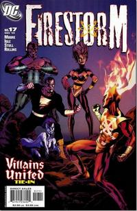 Cover Thumbnail for Firestorm (DC, 2004 series) #17
