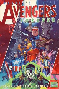 Cover Thumbnail for Avengers Forever (Marvel, 2001 series)  [First Printing]