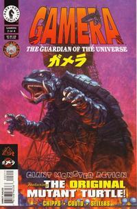 Cover Thumbnail for Gamera (Dark Horse, 1996 series) #2