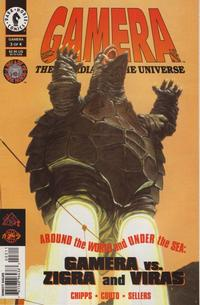 Cover Thumbnail for Gamera (Dark Horse, 1996 series) #3