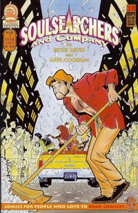 Cover Thumbnail for Soulsearchers and Company (Claypool Comics, 1993 series) #38