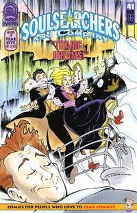 Cover for Soulsearchers and Company (Claypool Comics, 1993 series) #41