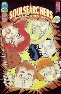 Cover Thumbnail for Soulsearchers and Company (Claypool Comics, 1993 series) #43