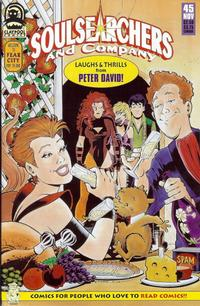 Cover Thumbnail for Soulsearchers and Company (Claypool Comics, 1993 series) #45