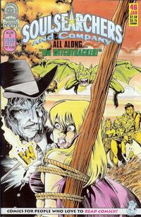 Cover Thumbnail for Soulsearchers and Company (Claypool Comics, 1993 series) #46