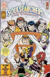 Cover Thumbnail for Soulsearchers and Company (Claypool Comics, 1993 series) #48