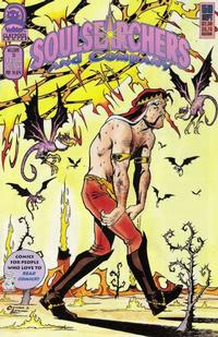 Cover Thumbnail for Soulsearchers and Company (Claypool Comics, 1993 series) #50