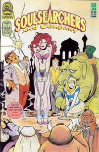 Cover Thumbnail for Soulsearchers and Company (Claypool Comics, 1993 series) #52