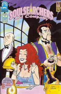 Cover Thumbnail for Soulsearchers and Company (Claypool Comics, 1993 series) #53