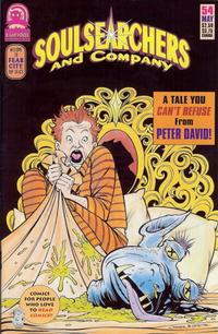 Cover Thumbnail for Soulsearchers and Company (Claypool Comics, 1993 series) #54