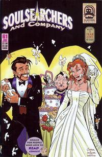 Cover Thumbnail for Soulsearchers and Company (Claypool Comics, 1993 series) #61
