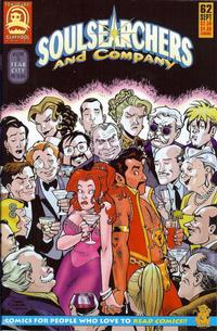 Cover for Soulsearchers and Company (Claypool Comics, 1993 series) #62