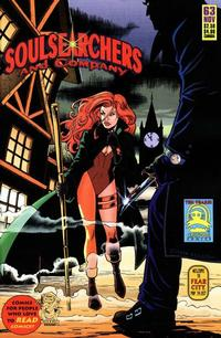 Cover Thumbnail for Soulsearchers and Company (Claypool Comics, 1993 series) #63