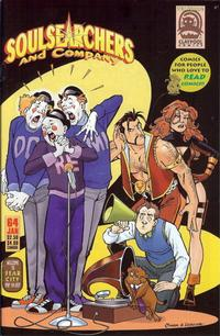Cover Thumbnail for Soulsearchers and Company (Claypool Comics, 1993 series) #64